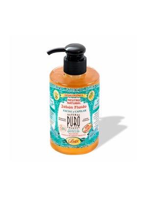 Jabón Fluido Sin Sulfatos Neutro - Hipoalergénico 240 ml