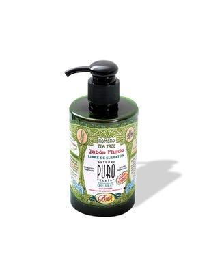 Jabón Fluido Sin Sulfatos Romero - Tea Tree 240 ml