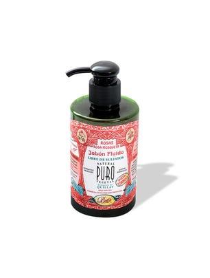 Jabón Fluido Sin Sulfatos - Rosa Mosqueta 240 ml