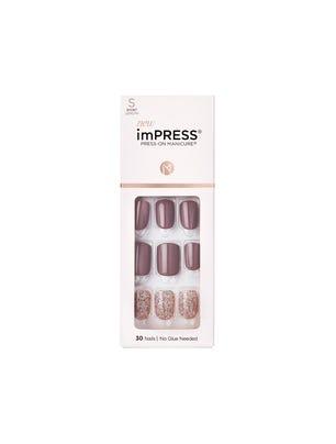 Impress Nails Kit de Uñas Postizas Diseño Flawless