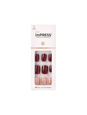 Impress Nails Kit de Uñas Postizas Diseño No Other
