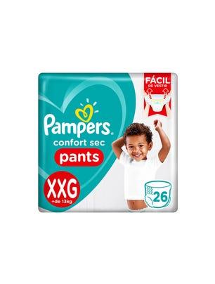 Pañales Confort Sec Pants XXG 26 Un 1