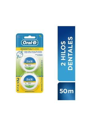 Hilos Dentales Essential Floss 25 m 2 Un