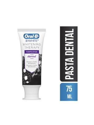 Crema Dental White Whitening Therapy Purification 75 ml