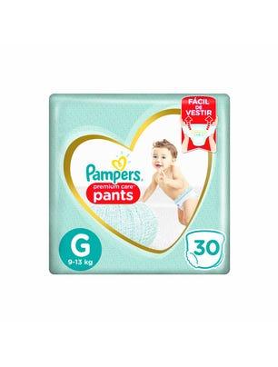 Pañales Premium Care Pants G 30 Un 1