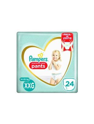 Pañales Premium Care Pants XXG 24 Un 1