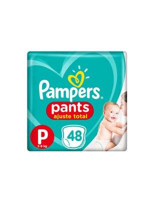 Pañales Pants Ajuste Total P 48 Un 1