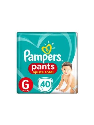 Pañales Pants Ajuste Total G 40 Un 1
