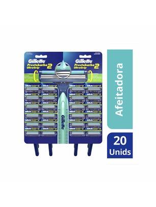 Máquinas Para Afeitar Prestobarba Ultragrip 24 Un