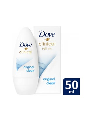 Desodorante Antitranspirante Clinical Roll On 50ml
