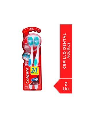 Cepillo Dental 360 Luminous Pack 2x1