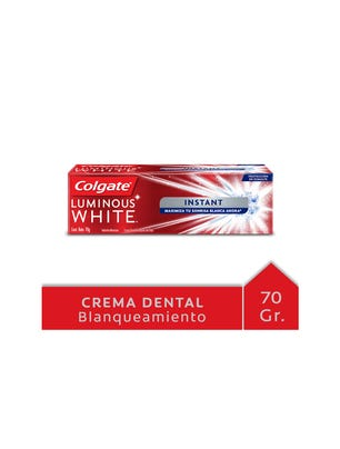 Crema Dental Luminous Instant 70 gr