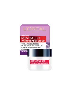 Crema de Día Revitalift Ácido Hialurónico 50 ml