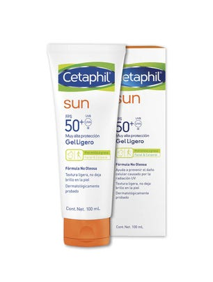 Cetaphil Sun Gel Facial FPS 50+ 100ml
