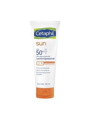 Cetaphil Sun FPS 50+ Loción Facial Corporal 100ml
