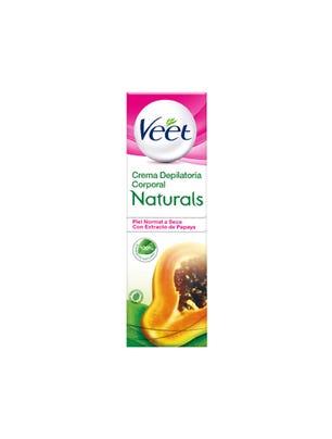 Crema Depilatoria Corporales Piel Normal a Seca Naturals x 1 un