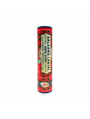 Bálsamo Labial Naranja+Bergamota+Almendras+Rosa Mosqueta 5 g