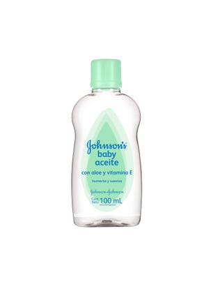 Aceite para Bebé Aloe y Vitamina E x 100 ml.