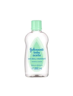 Aceite para Bebé Aloe y Vitamina E x 200 ml.