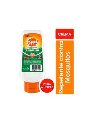 Off! Repelente para Mosquitos Defense Extreme Crema 200ml