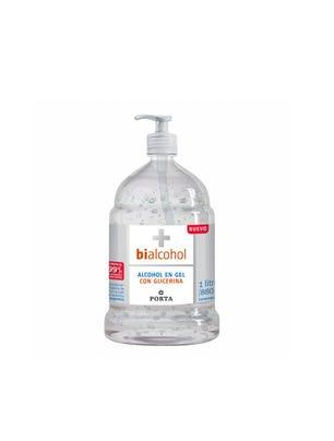 Porta Alcohol en Gel con Glicerina 1 L