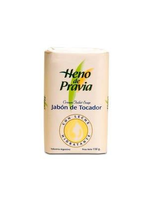 Jabón Heno de Pravia con Leche Hidratante 150 gr