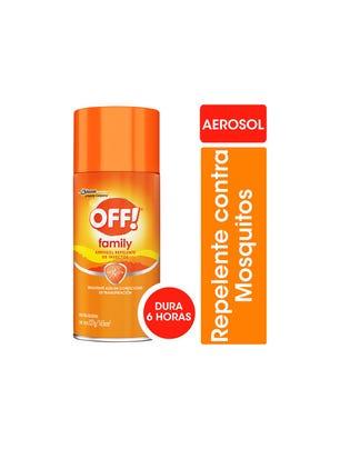 Off! Repelente para Mosquitos Family Aerosol 165ml