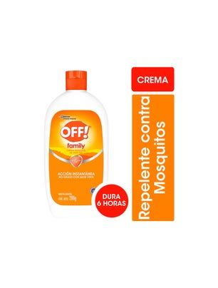 Off! Repelente para Mosquitos Family Crema 200gr