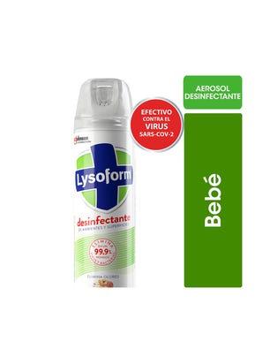 Desinfectante en Aerosol Bebé 360 ml