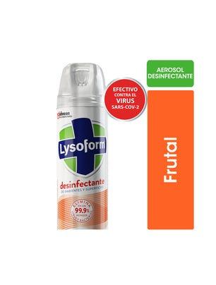 Desinfectante en Aerosol Floral 360 ml