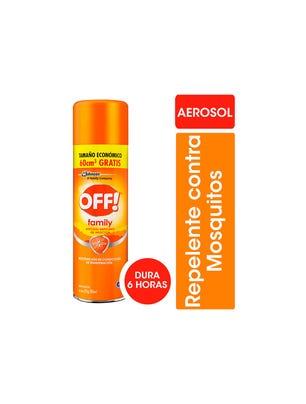 Off! Repelente para Mosquitos Family Aerosol 300ml