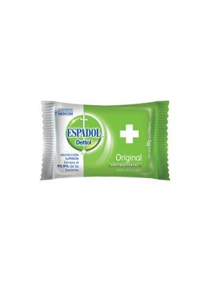 Jabón de Tocador Antibacterial Original 90 gr