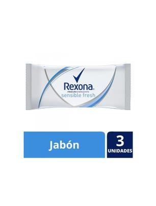 Jabón en Barra Sensible Fresh 3x125gr