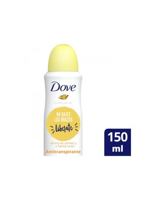 Antitranspirante Go Fresh Pomelo Limón en Aerosol 150ml