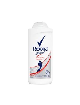 Desodorante para Pies en Talco Efficient Antibacteriano 100gr