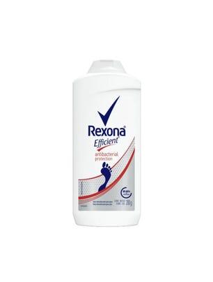 Desodorante para Pies en Talco Efficient Antibacteriano 200gr