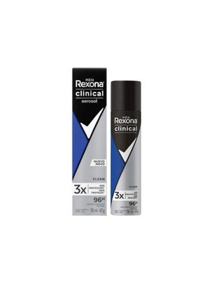 Antitranspirante Clinical Aerosol Clean 68gr