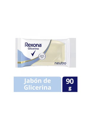 Jabón de Glicerina Neutro 90gr