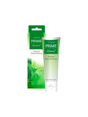 Prime Gel Lubricante Sensual Natural 22gr
