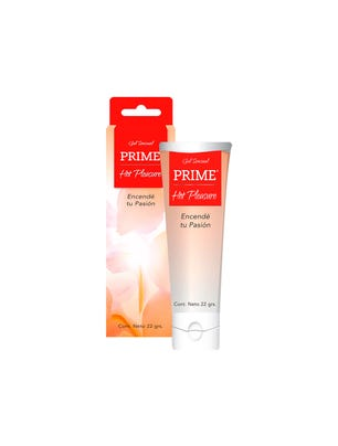 Prime Gel Lubricante Sensual Hot Pleax 22gr