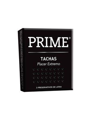 Prime Preservativos de Látex Tachas Placer Extremo Caja 3 un