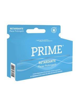 Prime Preservativos de Látex Retardante Climax Control Caja 12 un