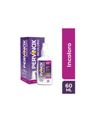 Solución Incoloro Desinfectante Spray x 60 ml