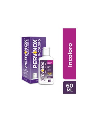 Solución Incoloro Desinfectante x 60 ml