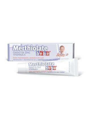 Merthiolate Crema Suavizante para Bebes 40 gr