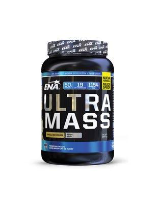Suplemento Dietario Ultra Mass Polvo Sabor Vainilla 1500 gr