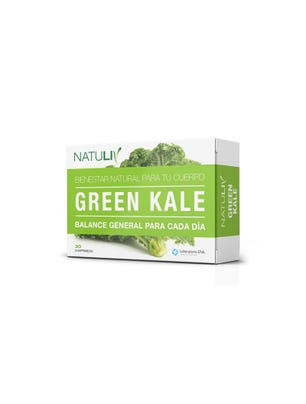 Suplemento Dietario Green Kale x 30 comprimidos