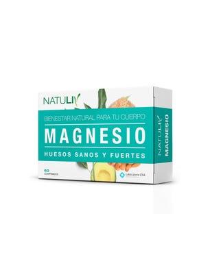 Suplemento Dietario Magnesio x 60 comprimidos