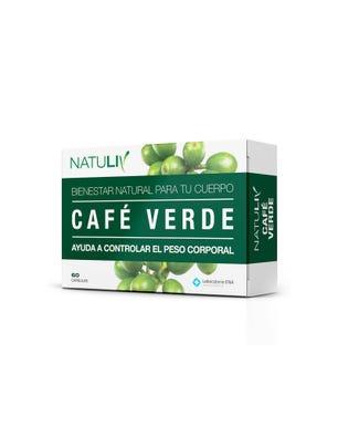 Suplemento Dietario Café Verde  x 60 comprimidos