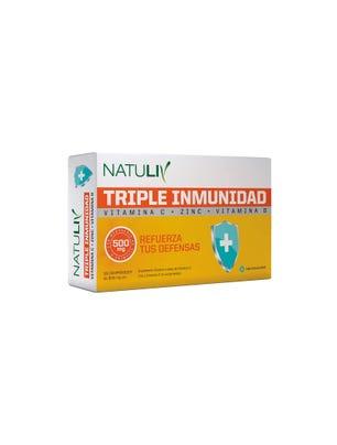 Suplemento Dietario Triple Inmunidad x 30 comprimidos